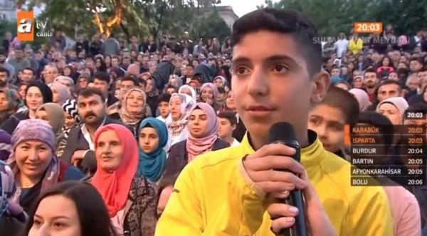 Ermeni çocuğun canlı yayında Müslüman yapılması! Hatipoğlu'ndan açıklama - Sayfa 4