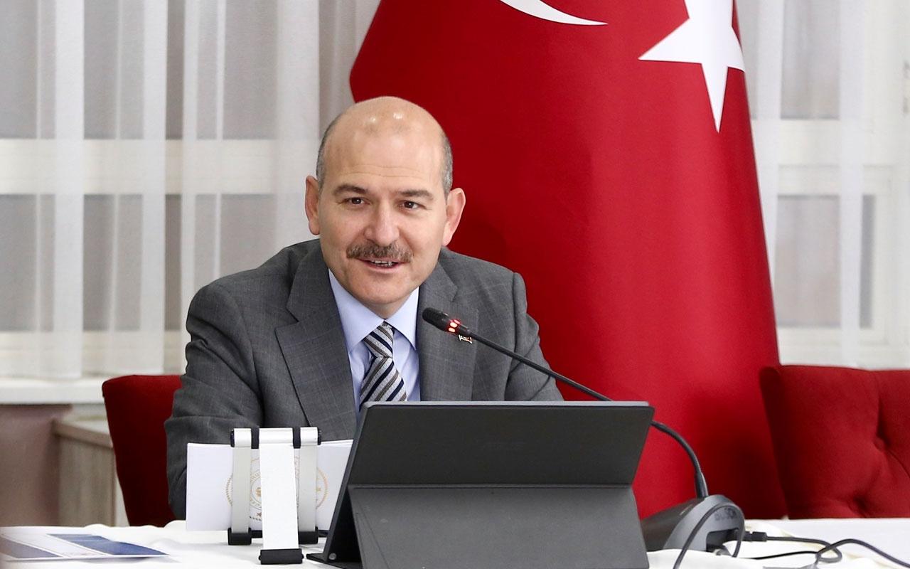Süleyman Soylu'dan PKK ile ilgili son dakika açıklamalar