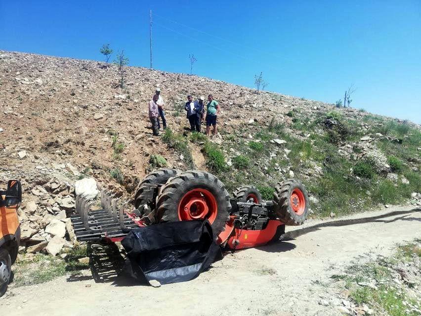 Aydın'da feci ölüm! Traktörün altında kalıp öldü - Sayfa 4