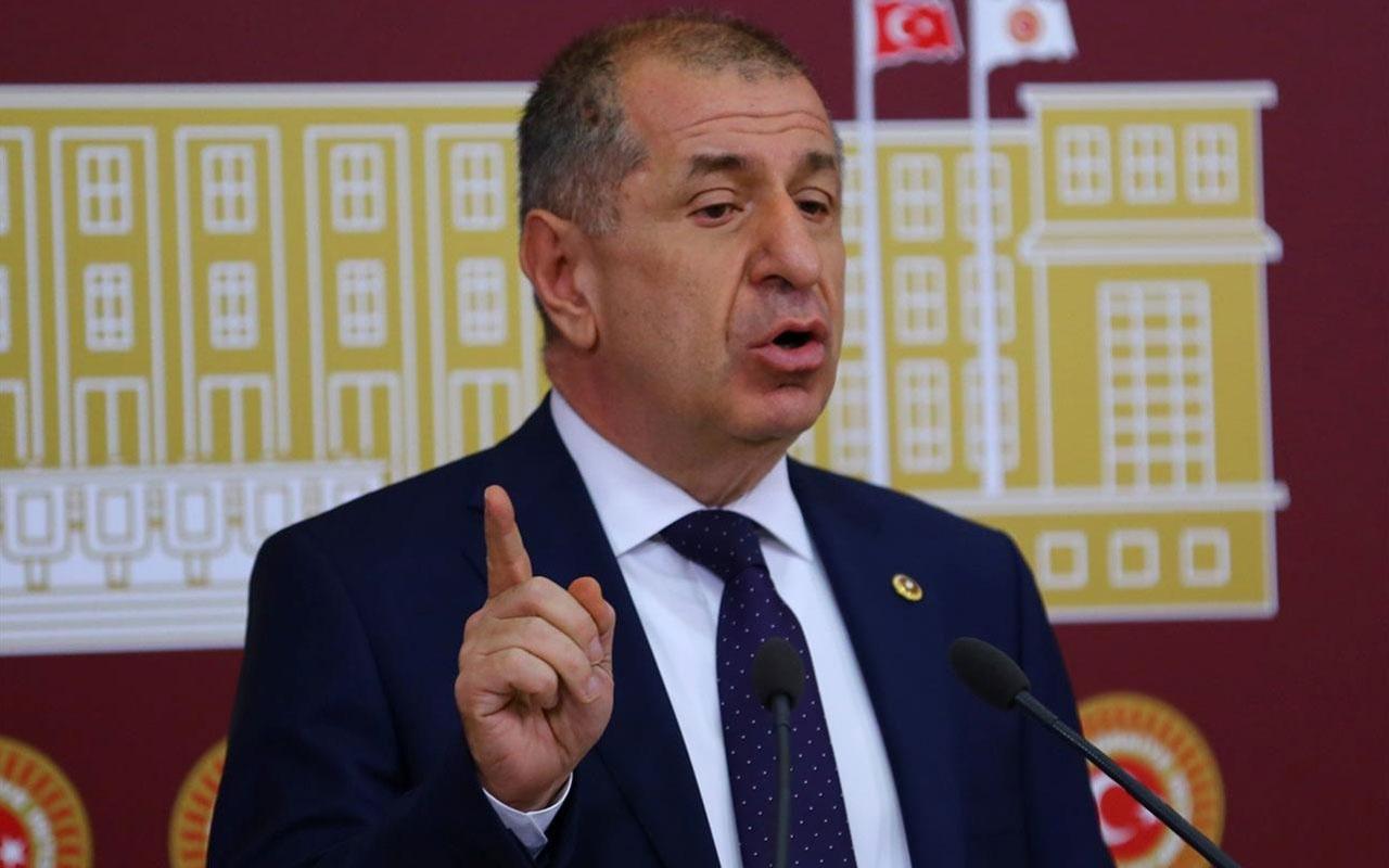 Dursun Çiçek'in HDP'li bakan iddiası gündemi sarstı! Ümit Özdağ'dan çok sert sözler