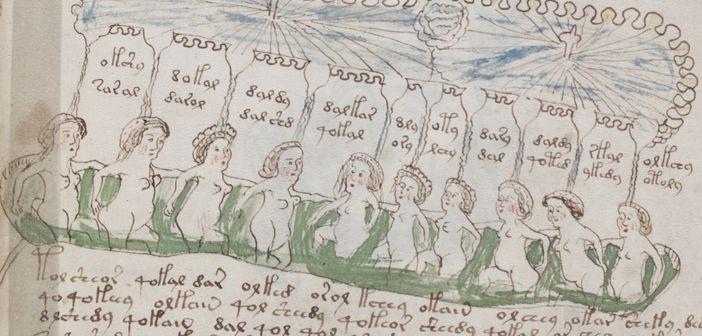 Dünyanın en gizemli kitabı Voynich El Yazması'ndan seks tavsiyesi çıktı! - Sayfa 2