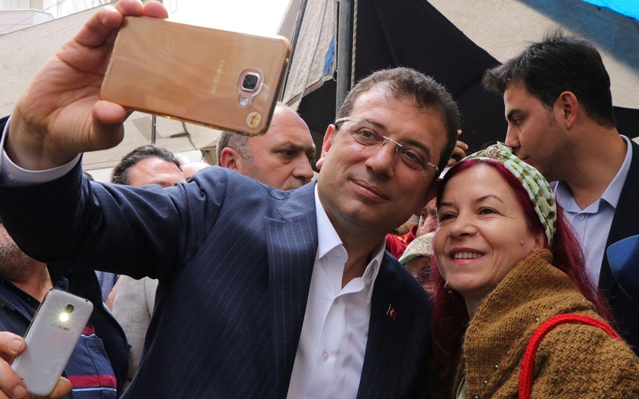 CHP'nin İstanbul adayı Ekrem İmamoğlu'ndan AK Parti'ye hodri meydan!