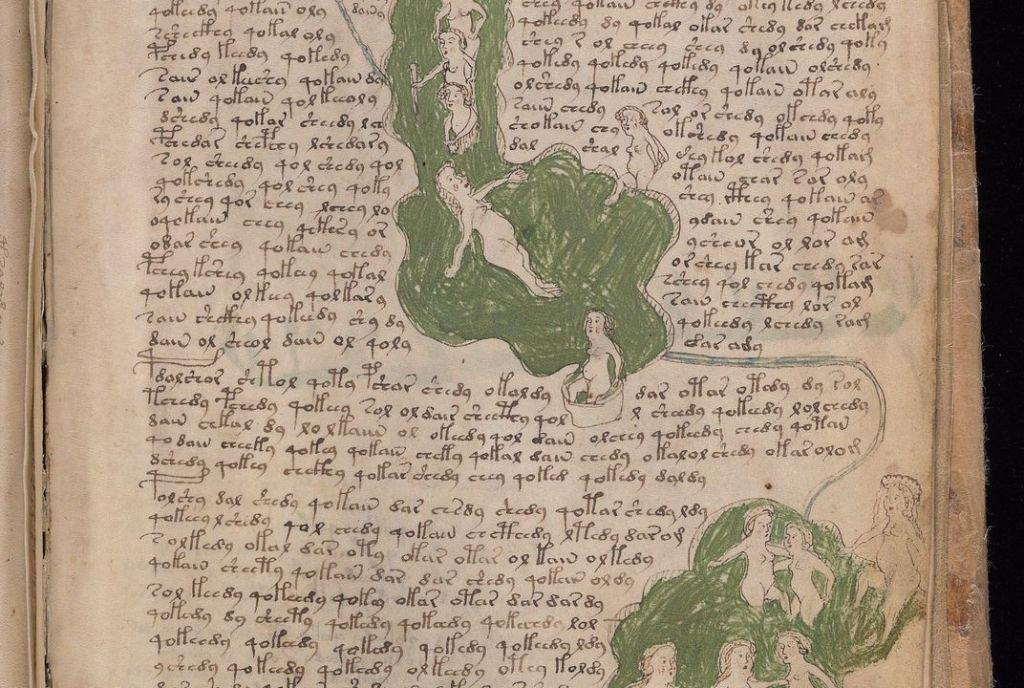 Dünyanın en gizemli kitabı Voynich El Yazması'ndan seks tavsiyesi çıktı! - Sayfa 6
