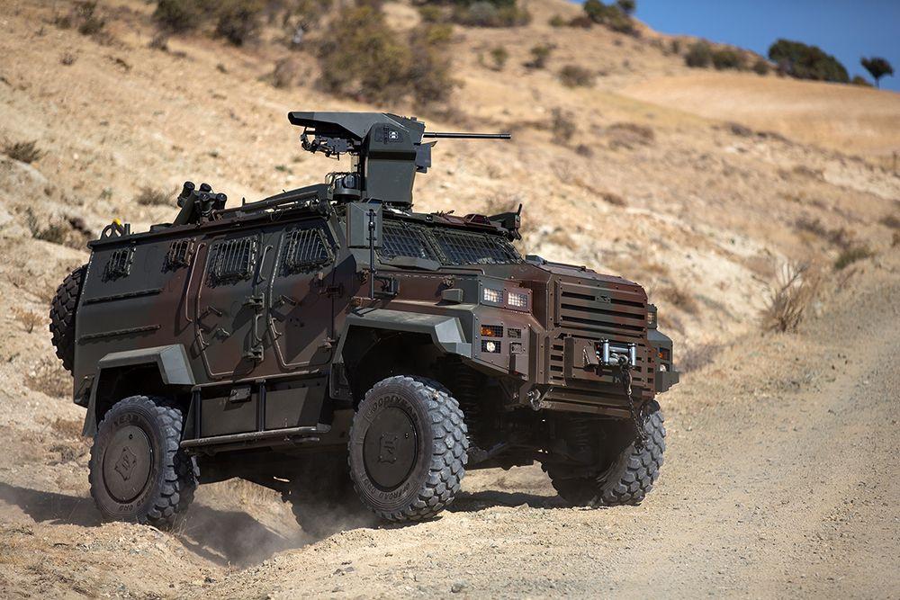 Türk zırhlıları AB yolunda! Macaristan ordusu da tercih etti