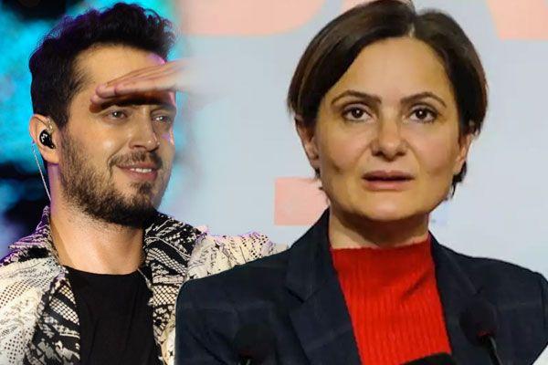 Canan Kaftancıoğlu Murat Boz'un rekor bağışı sonrası ilk kez konuştu