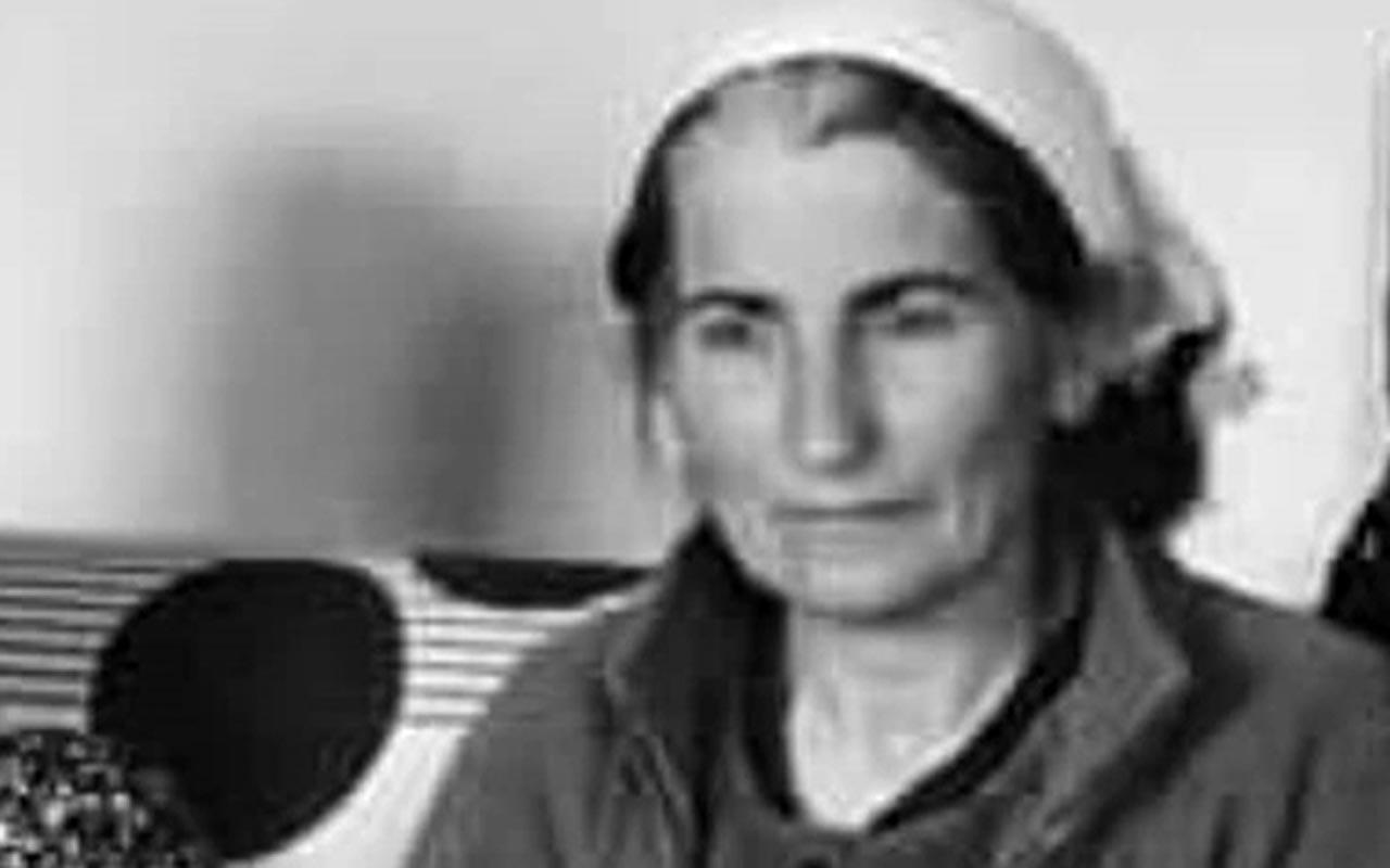 Arazide ölü bulunan kadının, öldürüldüğü ortaya çıktı