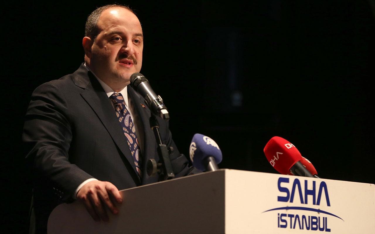 """Mustafa Varank """"'Her zamankinden çok daha güçlü olmamız gereken bir dönemden geçiyoruz.'"""""""