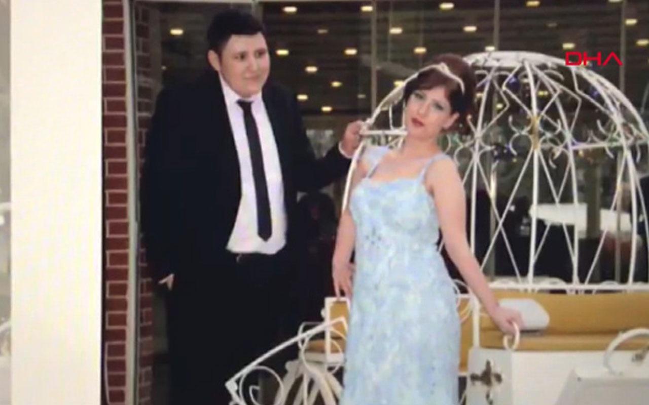 Çiftlikbank'ın Tosun'u Mehmet Aydın'dan eşine romantik klip