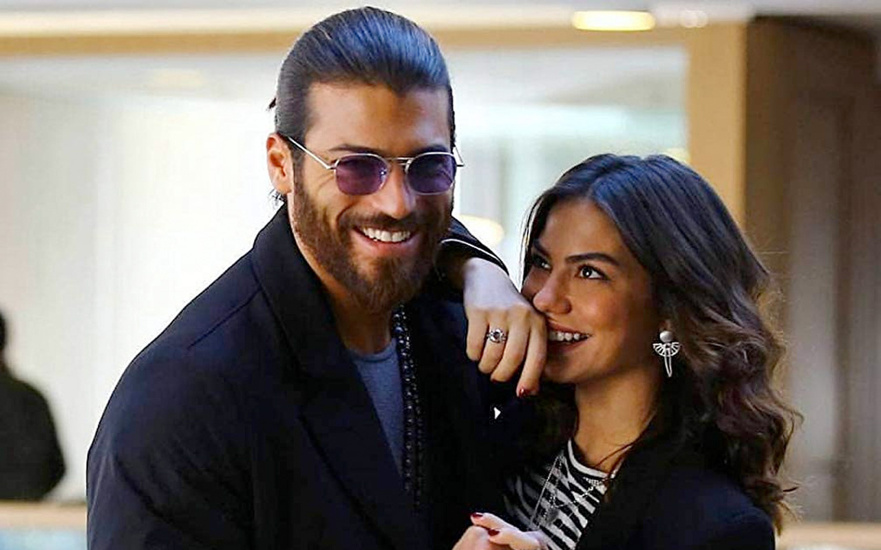 Demet Özdemir ve Can Yaman ayrılık iddialarına yanıt!