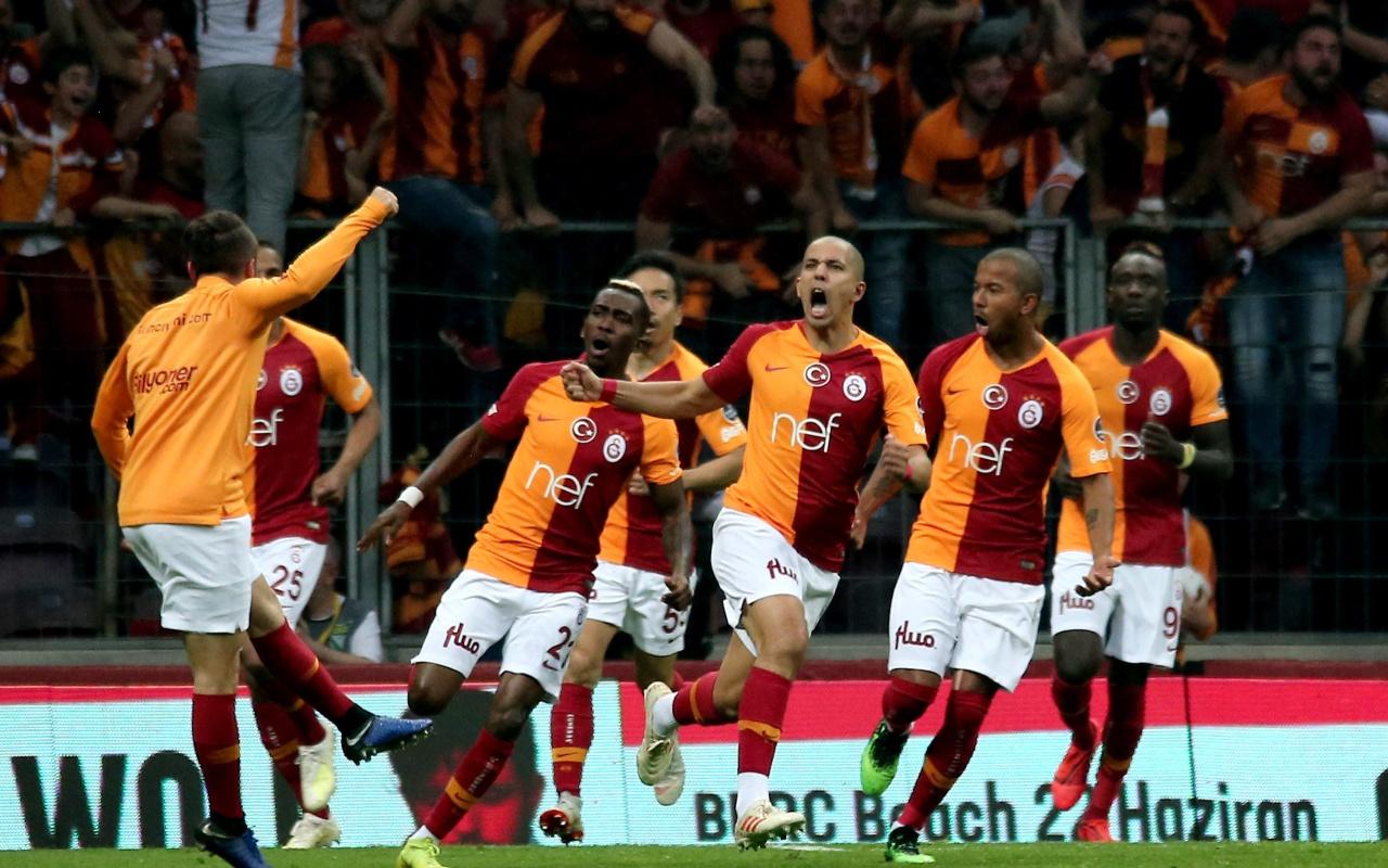 Galatasaray Ba U015fak U015fehir Ma U00e7 U0131 Golleri Ve Geni U015f U00f6zeti