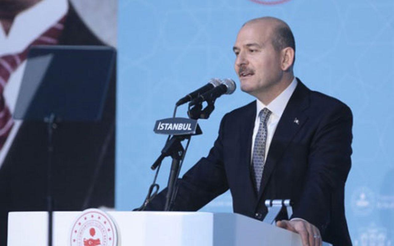 İçişleri Bakanı Soylu'dan çok konuşulacak İstanbul seçimi çıkışı!