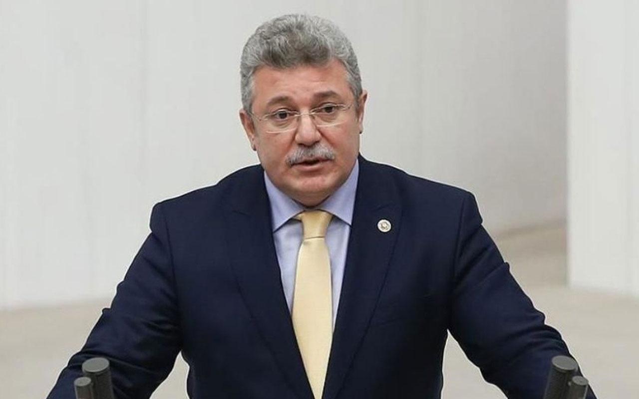 Akbaşoğlu, Saadet Partililerin sahur organizasyonunda Yıldırım için oy istedi