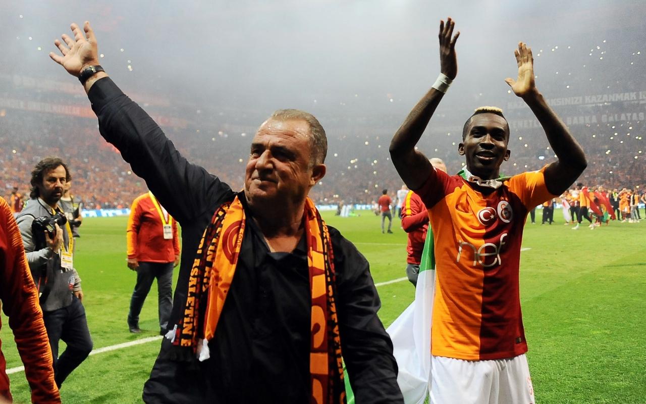 Süper Lig'in kralı Fatih Terim