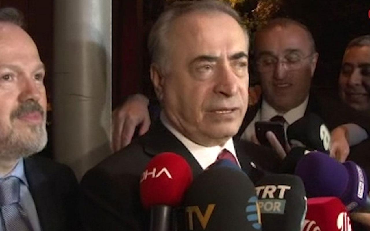 """Mustafa Cengiz: """"Kupayı bugün almak istedik ama olmadı"""""""