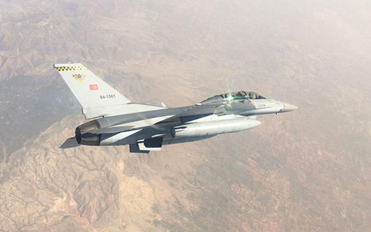 Pençe harekatında PKK'ya darbe üstüne darbe 2 terörist öldürüldü