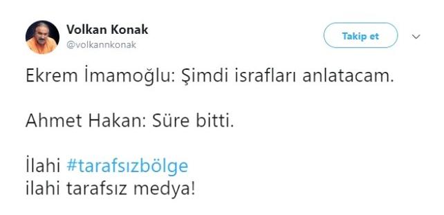 Ahmet Hakan'ın Ekrem İmamoğlu programına ünlülerden tepki yağdı! - Sayfa 8