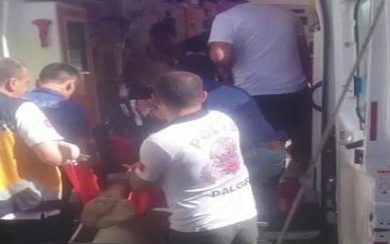 Balıkesir'de trafik kazası: 1 ölü 12 yaralı