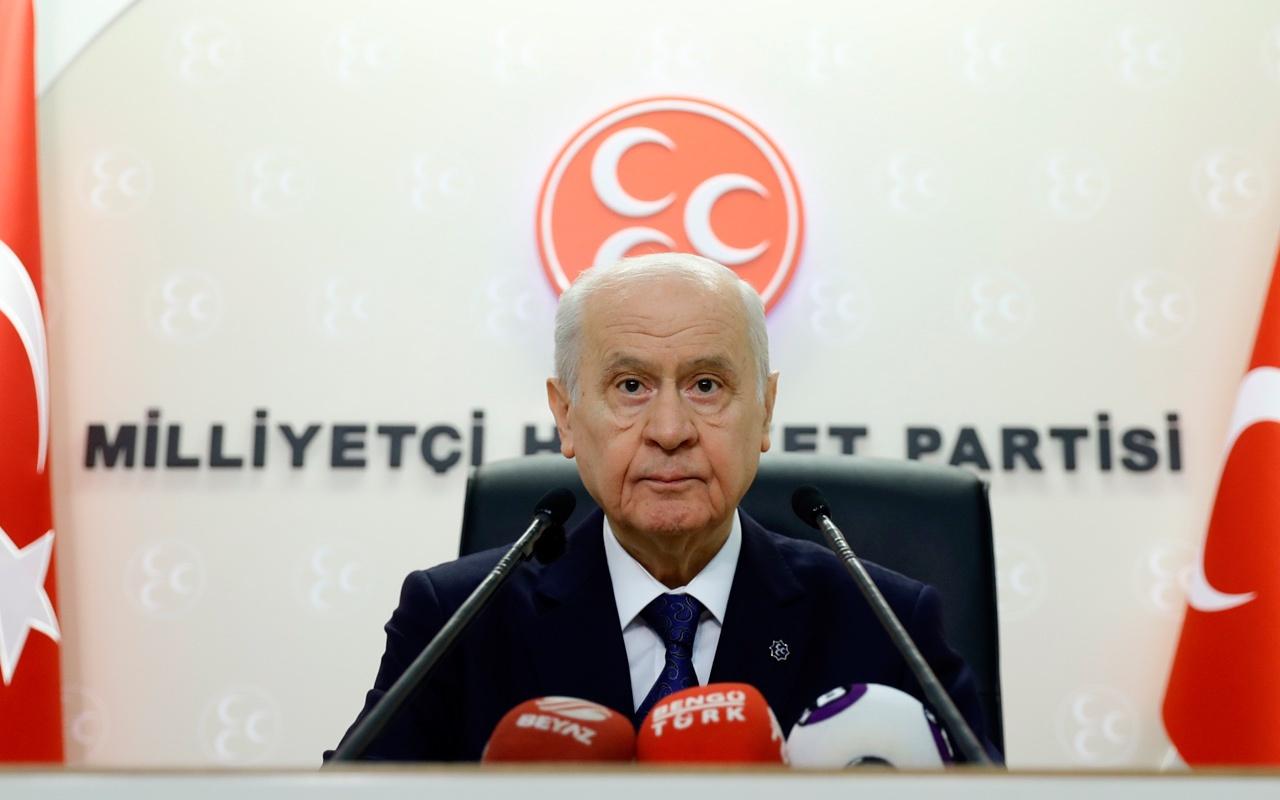 Devlet Bahçeli talimat verdi 23 Haziran'a kadar İstanbul'da olacaklar