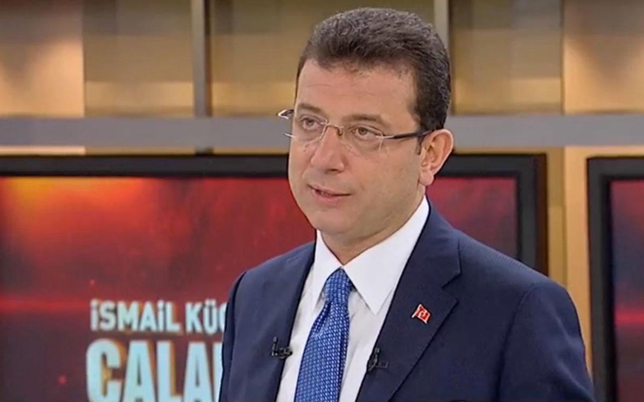 Ekrem İmamoğlu: YSK Demokrasi sürecine darbe vurdu