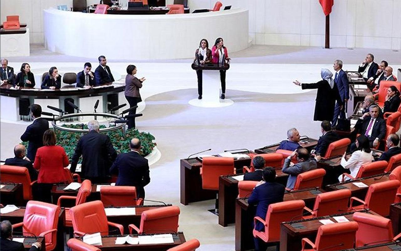 Meclis'e ziyaretçi yasağı 30 Nisan'a kadar uzatıldı!