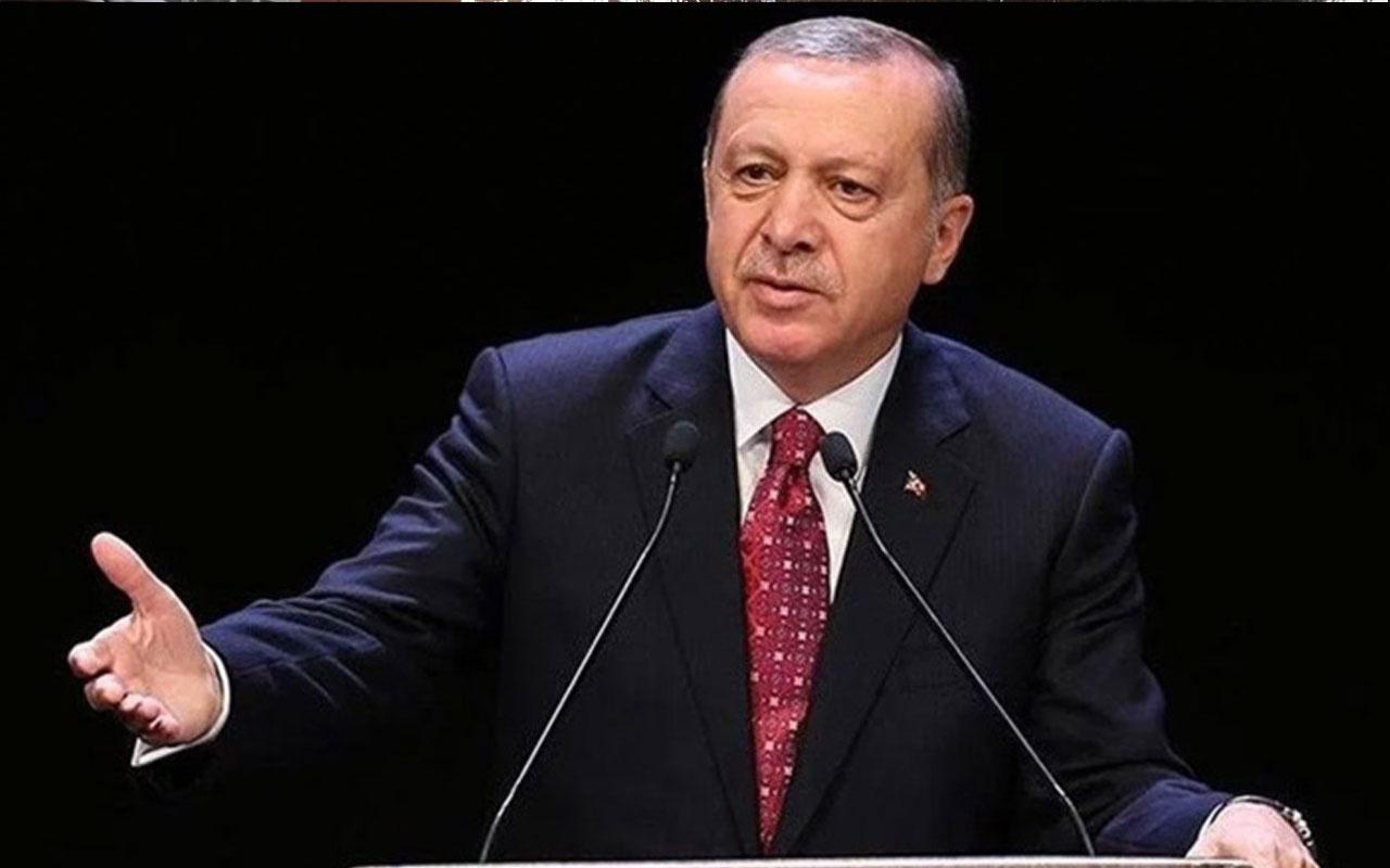 Cumhurbaşkanı Erdoğan'dan son dakika açıklamalar.