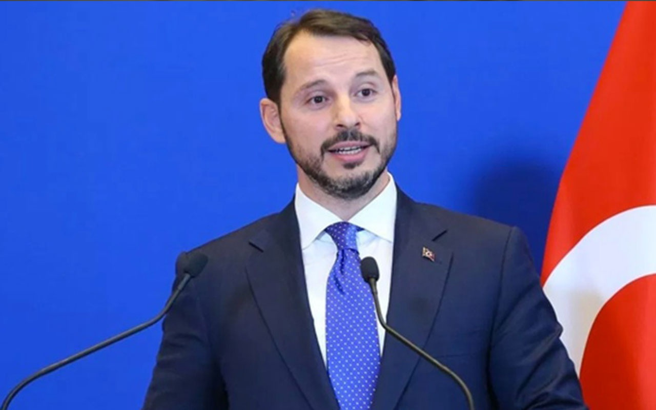 Berat Albayrak, canlı yayında İvme Finansman Paketi'ni açıkladı!