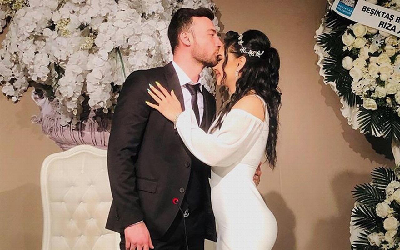 İzdivaç programıyla adını duyuran Naz Mila evlendi