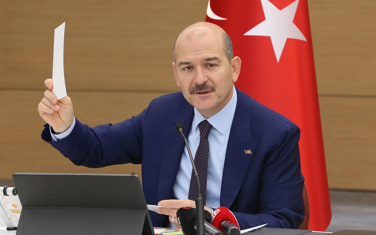 HDP'li belediye başkanlarının görevden alınması! Süleyman Soylu'dan ilk açıklama