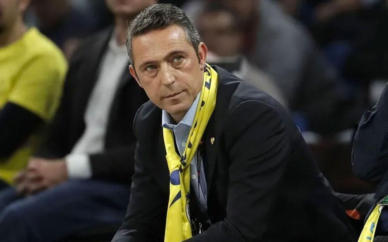 Ali Koç'tan Fenerbahçelilere transfer müjdesi