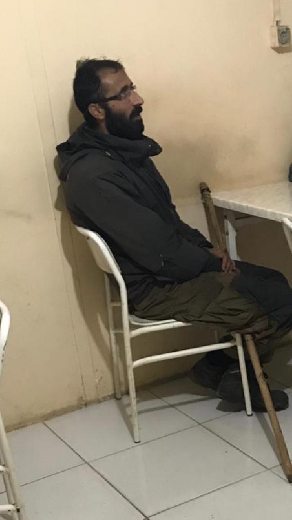 Giresun'da yakalandı! Aç kalan terörist kendini 'doğa gezgini' olarak tanıtmış