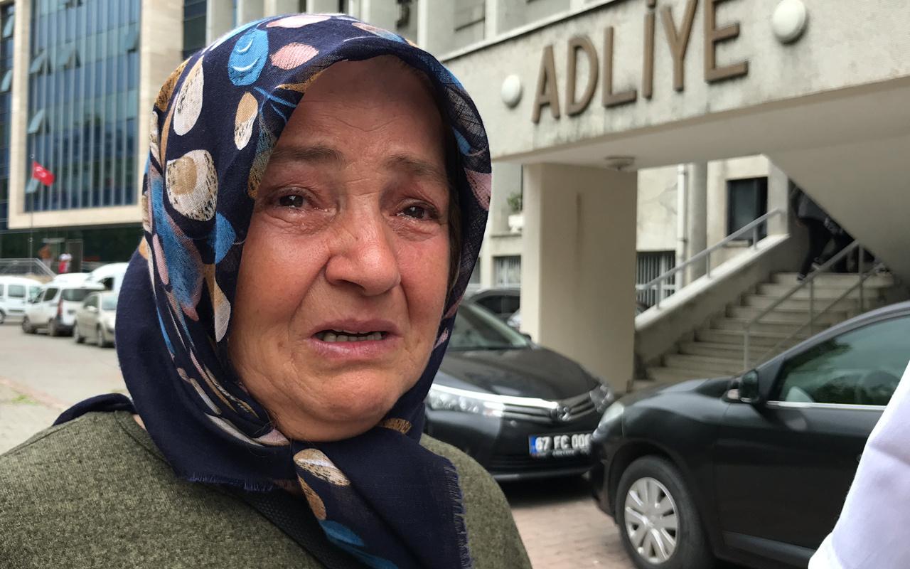 Aldatan damadının kız kardeşini öldürdü serbest kaldı anne çıldırdı