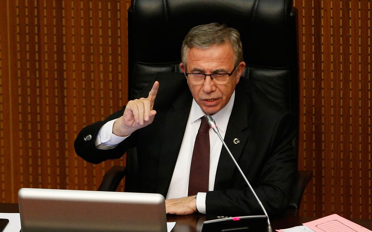 Ankara Büyükşehir Belediye Başkanı Mansur Yavaş açıkladı! İşbirliği yapmaya hazırız