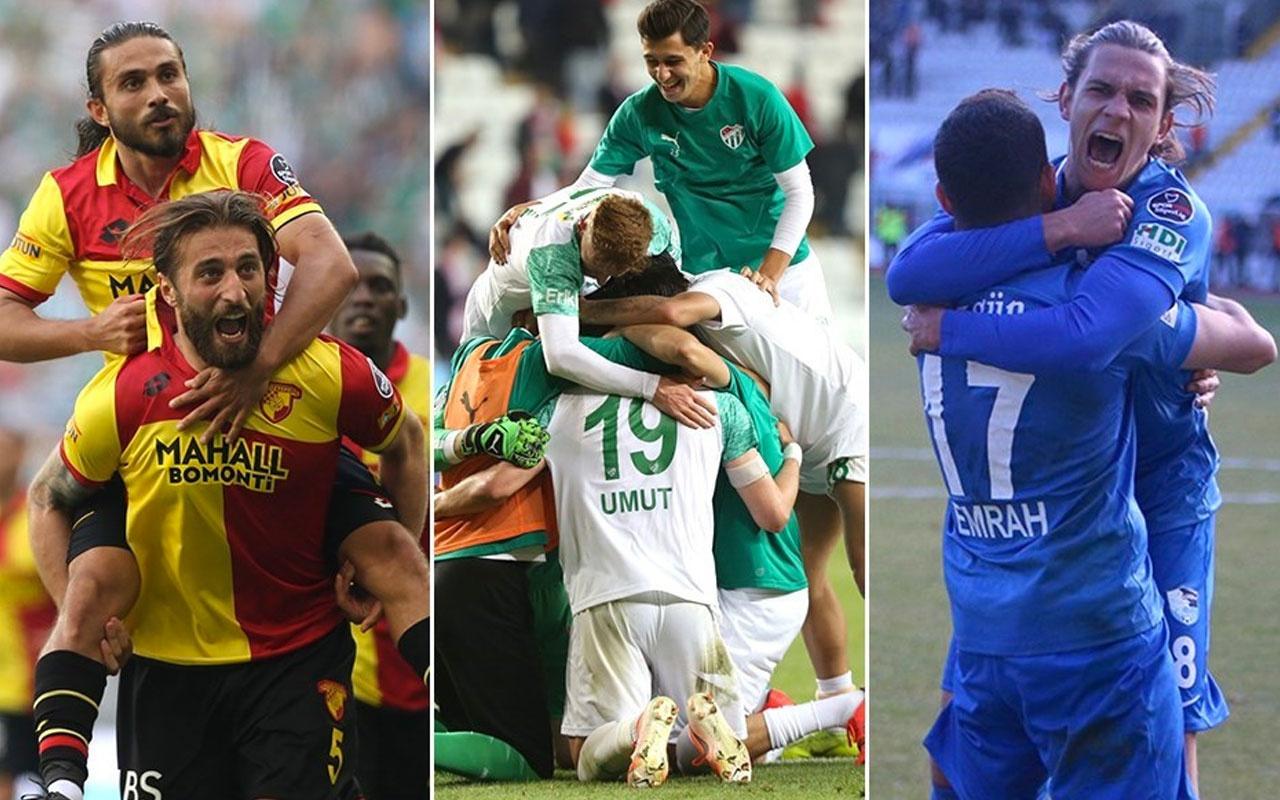 Süper Lig'de kirik maçlar! İki takım veda edecek