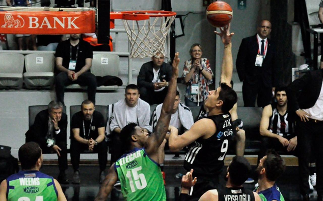 Beşiktaş'ı yenen TOFAŞ yarı finalde