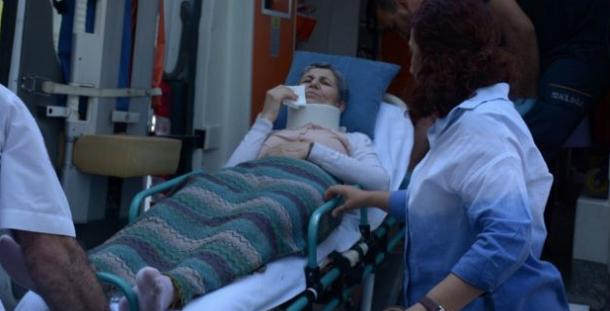 Hdp De Aclik Grevi Bitti Leyla Guven Hastaneye Kaldirildi