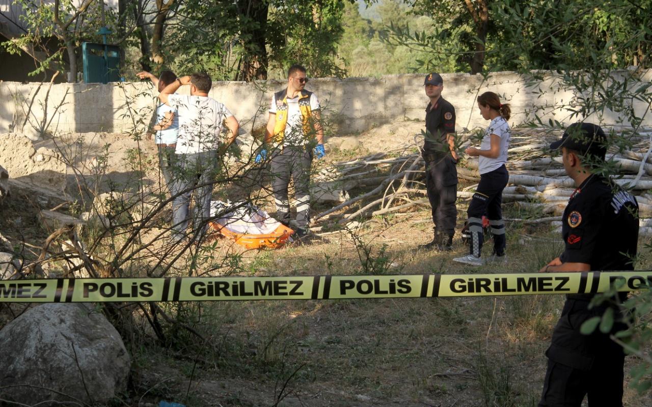 Muğla'da 9 yaşındaki çocuk sulama kanalında boğuldu