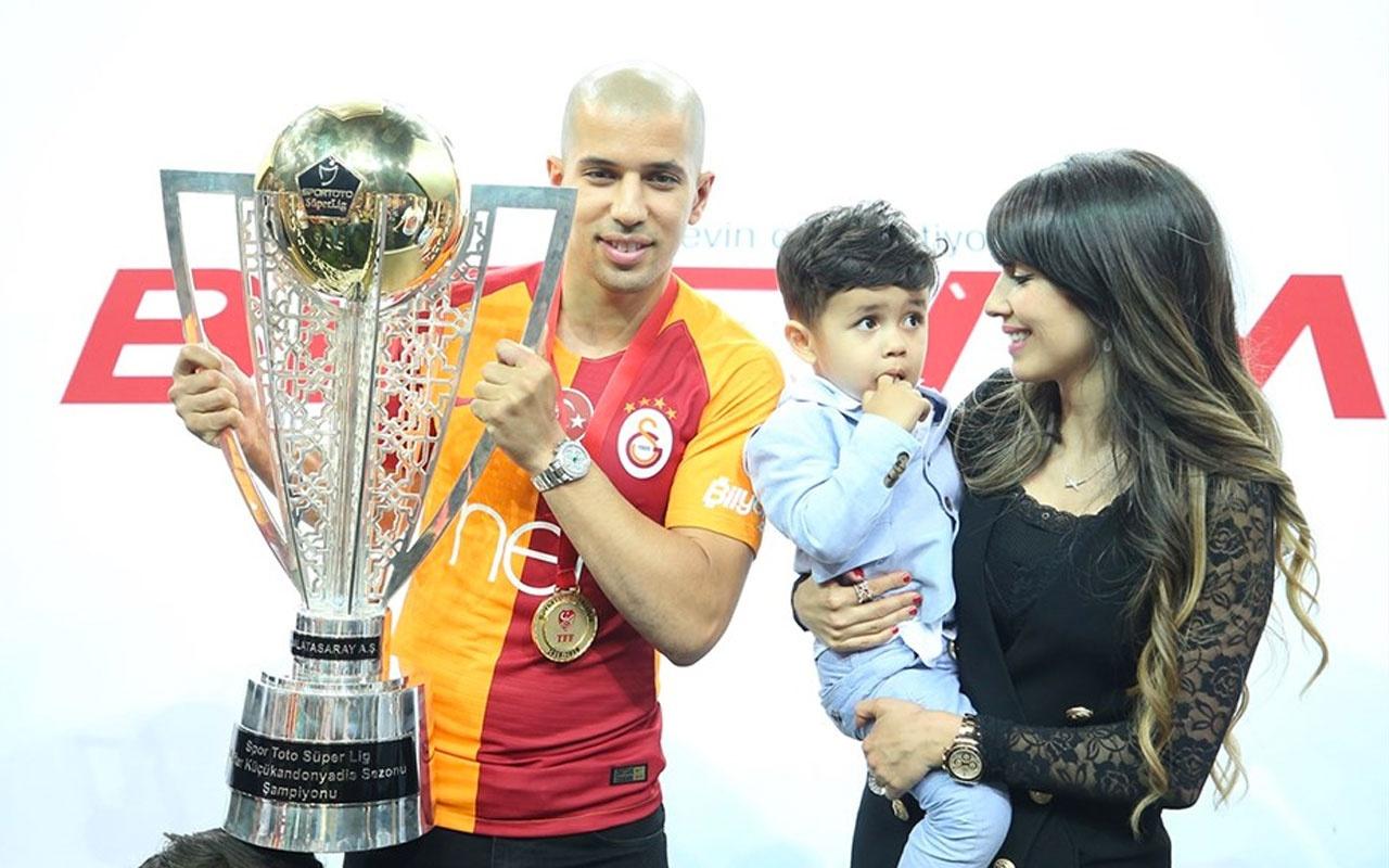Feghouli: Avrupa'da kupa istiyorum