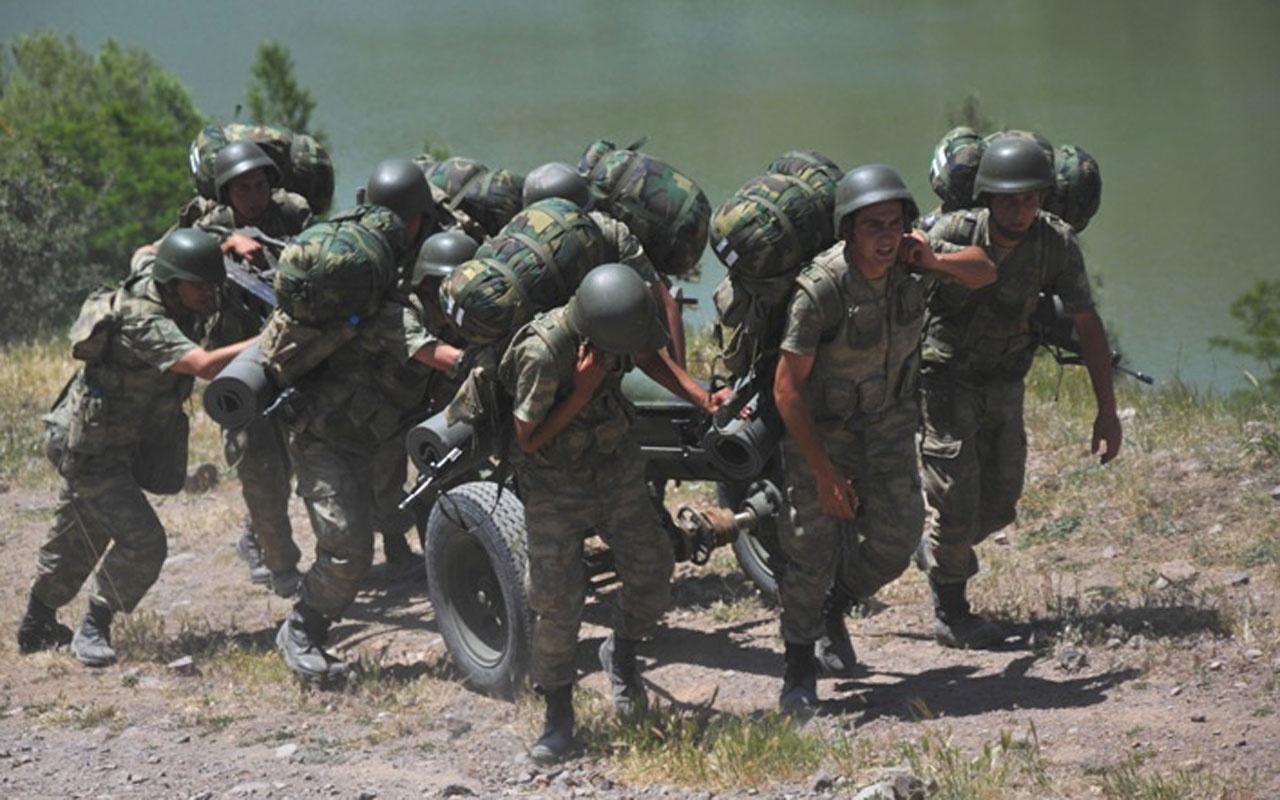 Yeni askerlik sisteminin avantajları TOKİ'den evde öncelik ücretsiz ulaşım