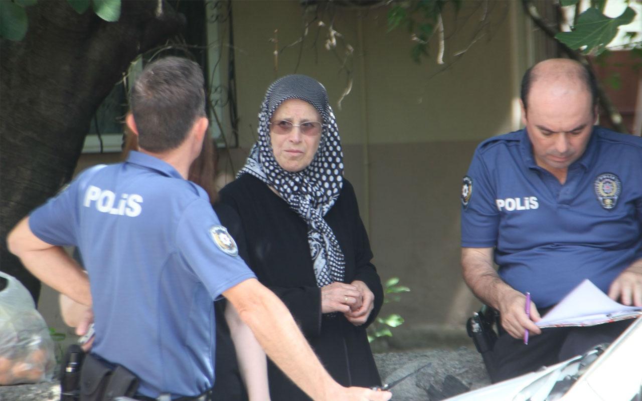 Bursa'da anne kıza kapkaç şoku