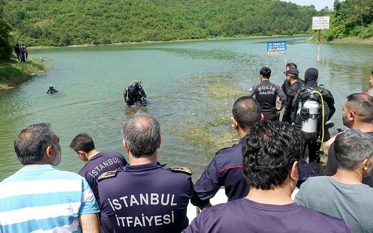 Alibeyköy Baraj Gölü'nde iki  çocuğun cansız bedenine ulaşıldı