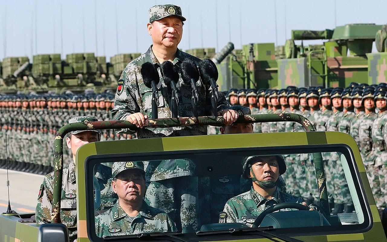 Çin ordusundan ABD'ye karşı yeni hamle
