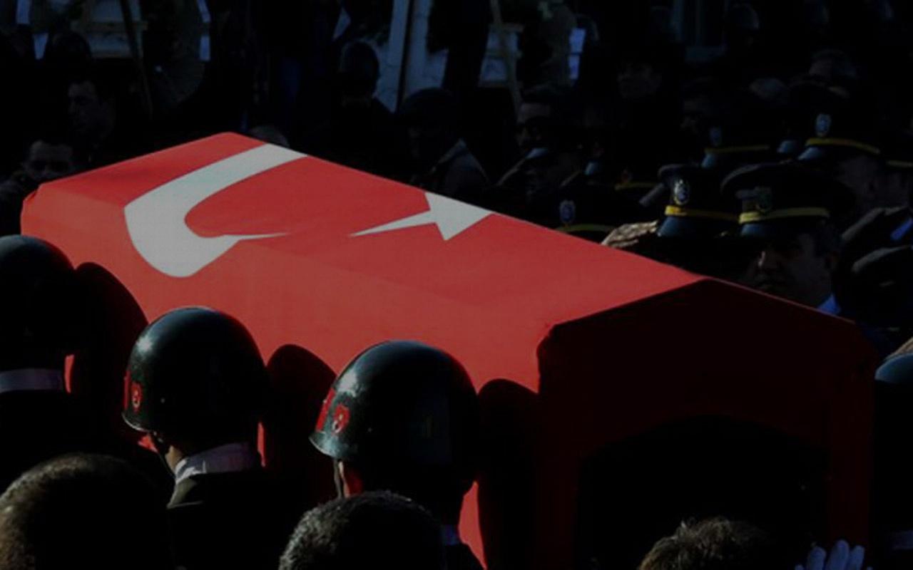 Ağrı'da PKK'lı teröristlerin taciz ateşi sonucu bir özel harekat polisi şehit oldu