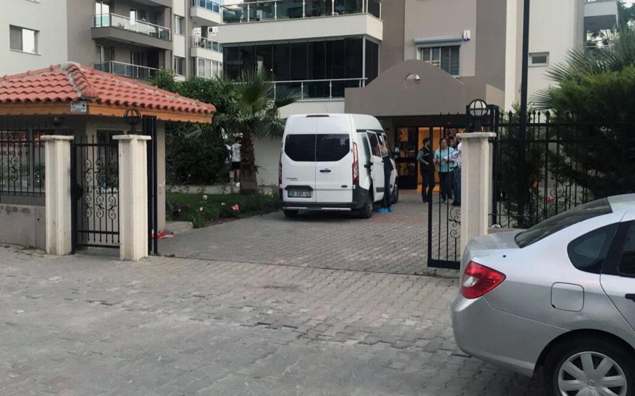 İzmir'de organize suç örgütü sanığına evinde silahlı saldırı