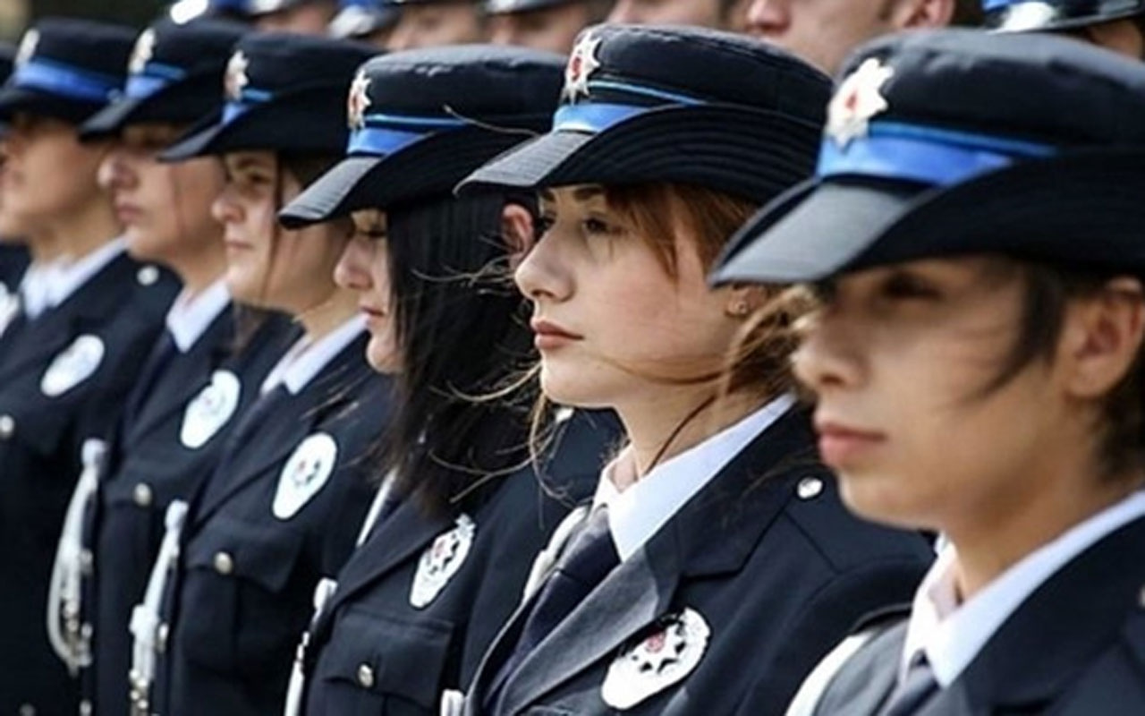 Polislik başvurusu 2021 kadınlarda boy ve kilo şartı kaç oldu-2021