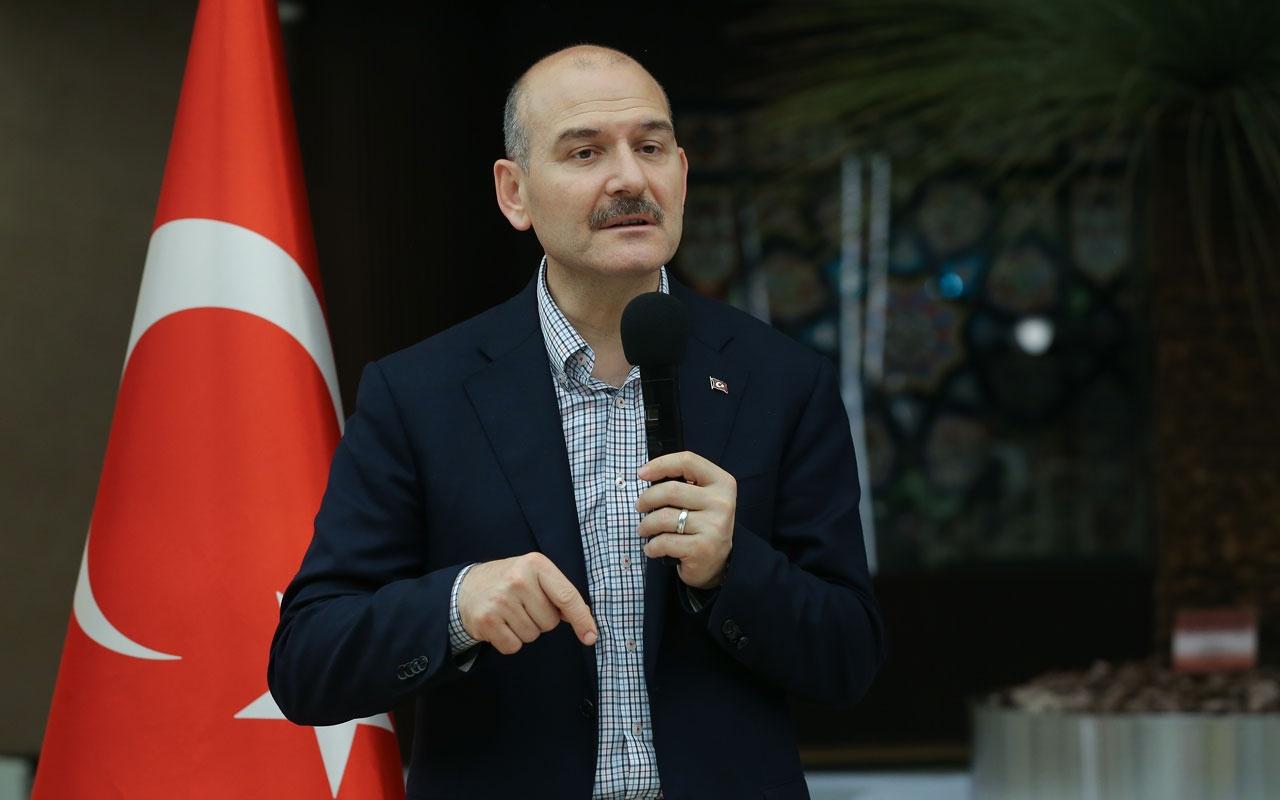 Bakan Soylu Türkiye'yi bekleyen tehlikeyi açıkladı!