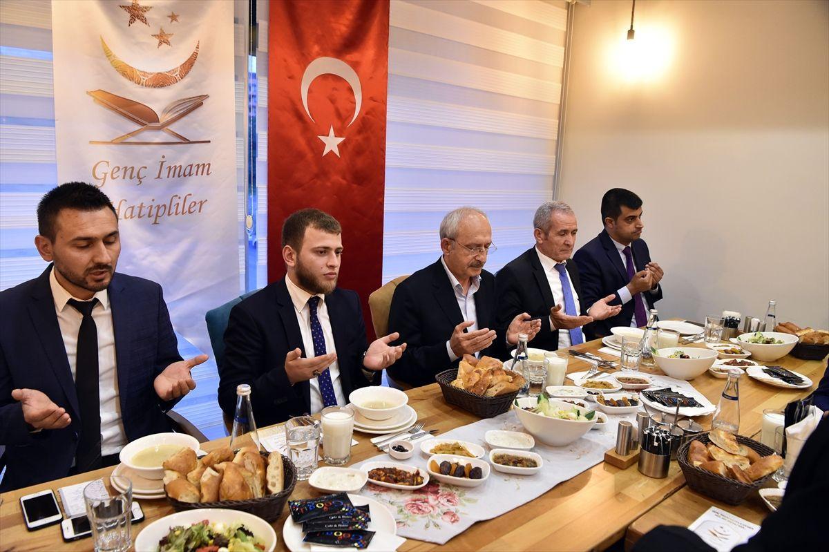 Kemal Kılıçdaroğlu imam hatiplilerle iftar yaptı - Sayfa 3