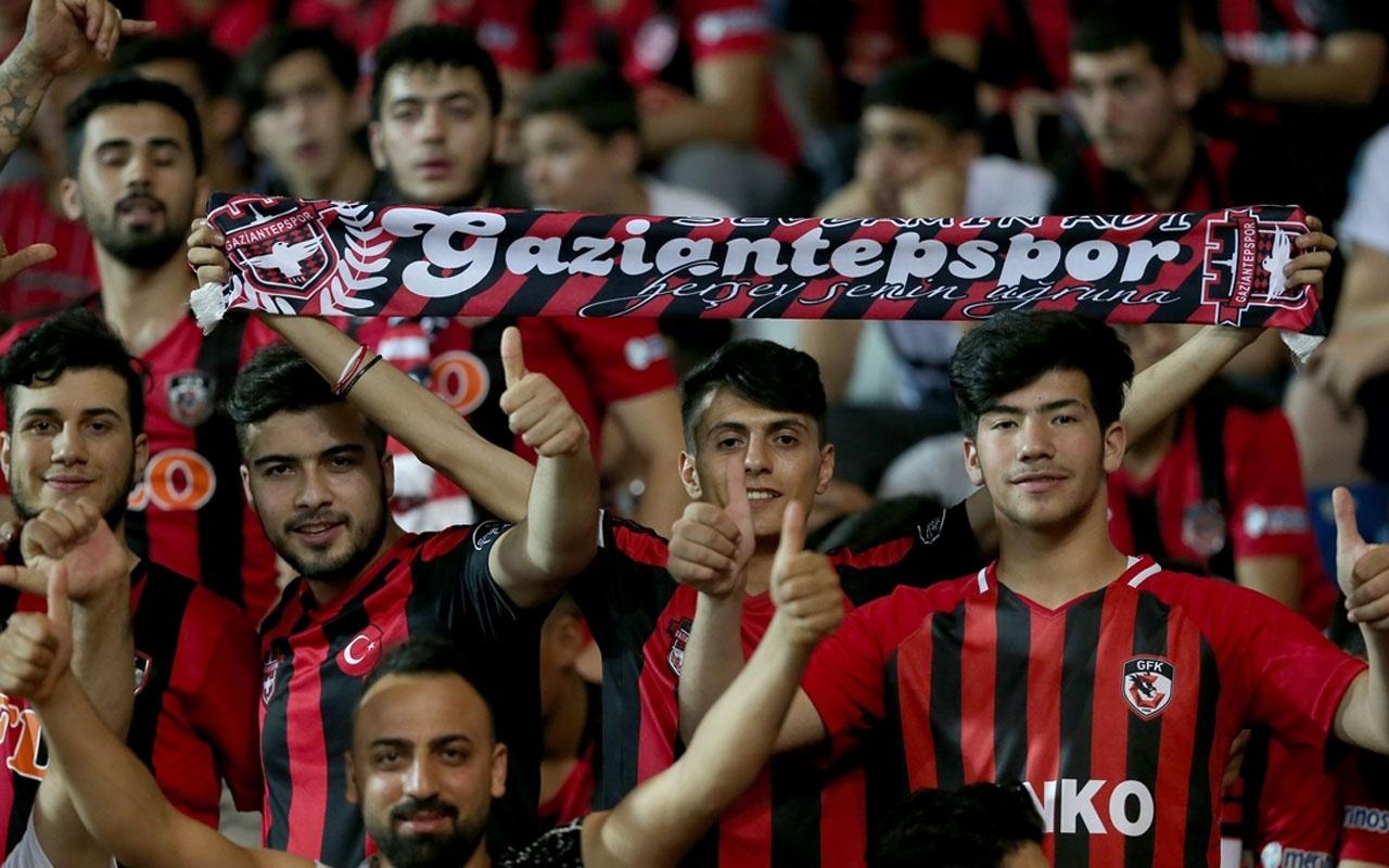 Süper Lig'in yeni takımı Gazişehir Gaziantep oldu