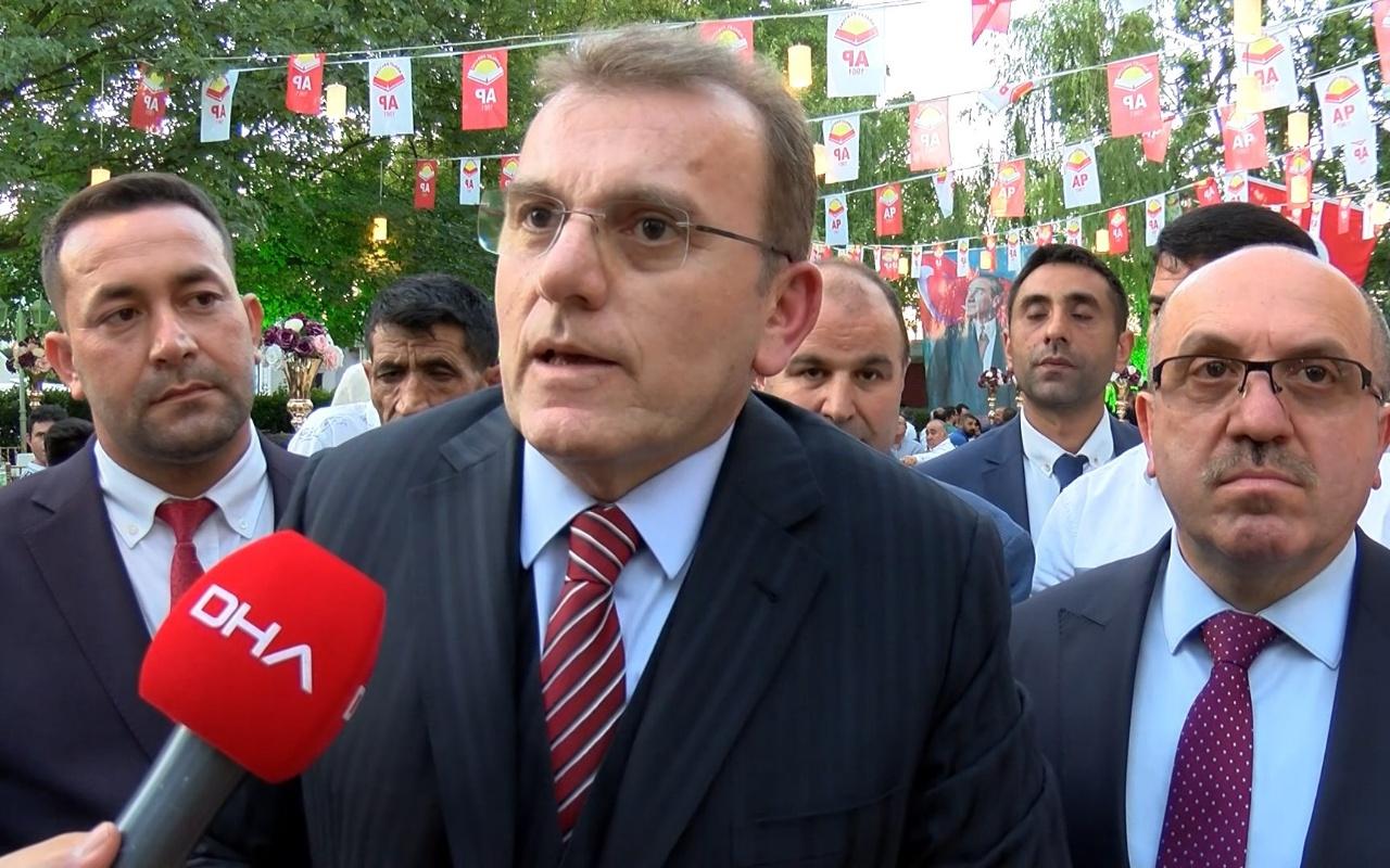 Bir parti daha İmamoğlu'nu destekleyecek! AP lideri Öz: CHP ile birlik içindeyiz