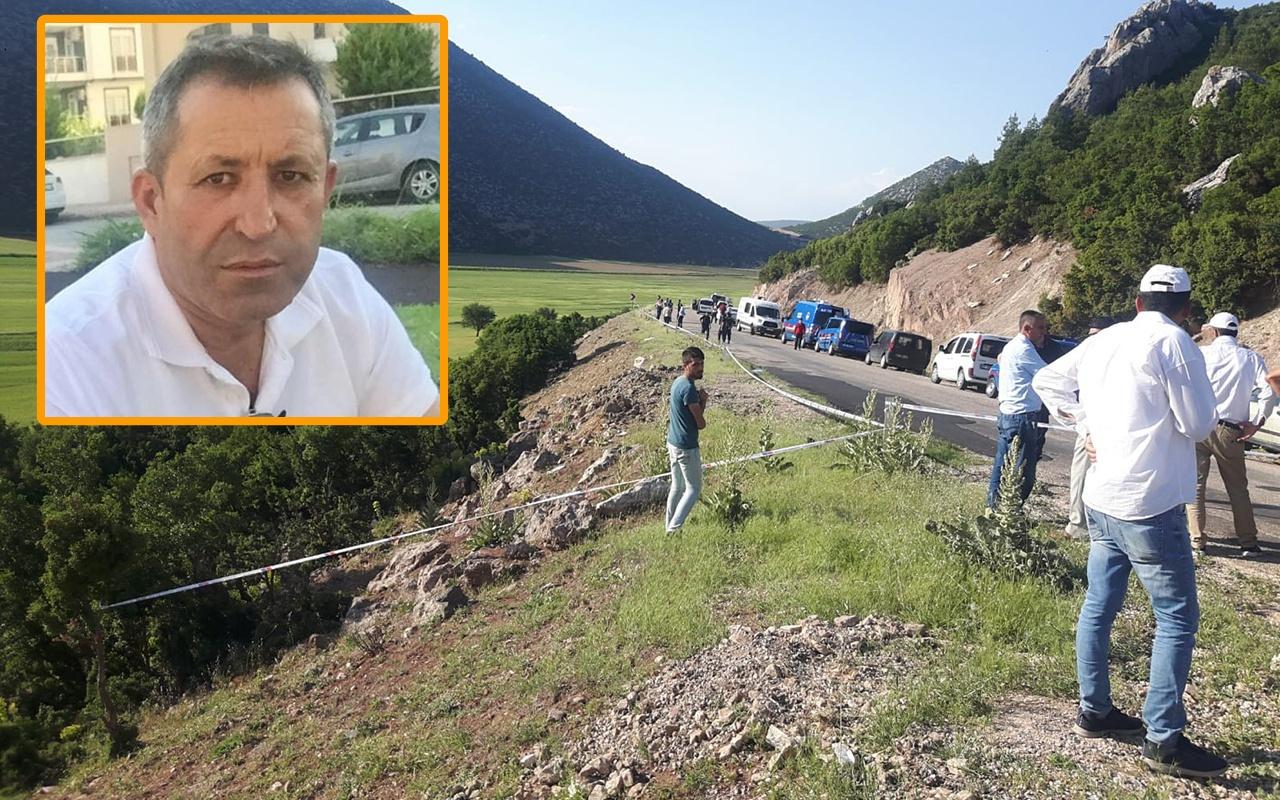 Antalya'da belediye çalışanının el ve ayakları bağlı cesedi bulundu