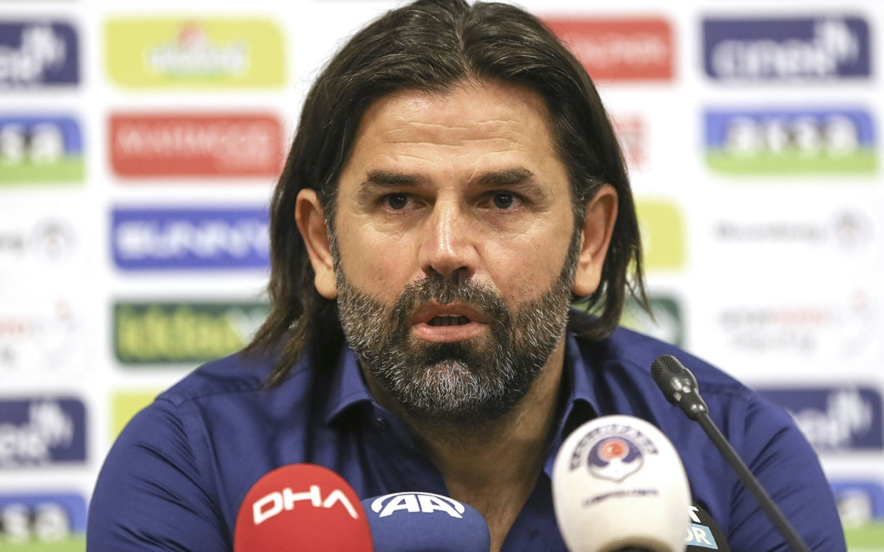 Kasımpaşa yeni teknik direktörü İbrahim Üzülmez ile imzaları attı